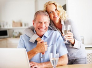 A couple that has had money management advice in Springfield, MA